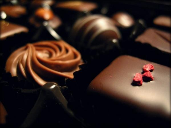 バレンタイン~チョコレート(カカオ)が良いらしい?!~